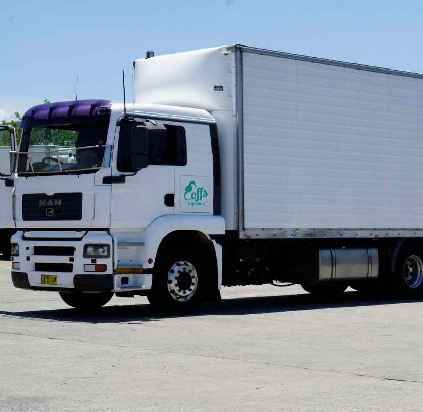 Coffs Harbour Removalist Coffs Harbour Furniture Removals and Storage branded truck